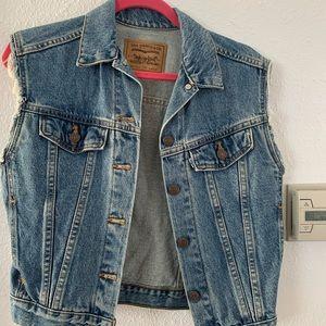 Levi demin jacket